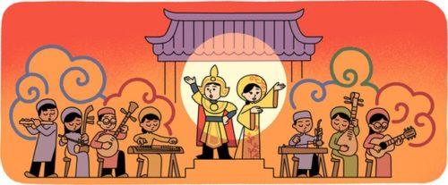Google vinh danh nghệ thuật cải lương nhân ngày Sân khấu Việt Nam - 1