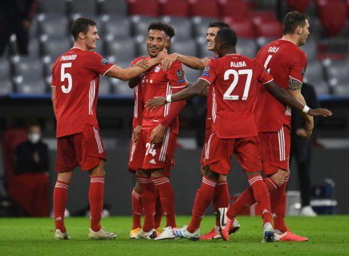 Bayern Munich đè bẹp Atletico Madrid 4-0 - Ảnh 1.