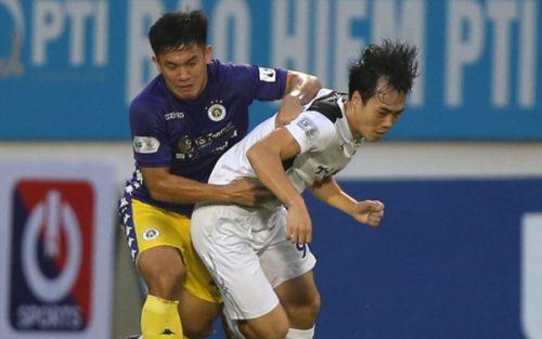 HLV Hà Nội FC: Cầu thủ HAGL cố tình ăn vạ, xứng đáng bị phạt - Ảnh 2.