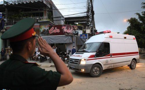 Chủ tịch huyện Phong Điền mất khi đi cứu hộ ở Tiểu khu 67, có được phong liệt sỹ? - Ảnh 1.