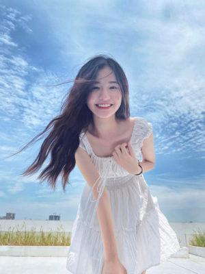 """Bạn gái xinh như người mẫu của """"hot boy"""" U23 Việt Nam - Ảnh 8."""