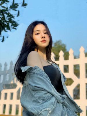 """Bạn gái xinh như người mẫu của """"hot boy"""" U23 Việt Nam - Ảnh 4."""