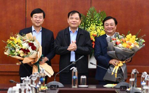 Ông Lê Minh Hoan nhận nhiệm vụ làm Thứ trưởng Bộ NNPTNT  - Ảnh 1.