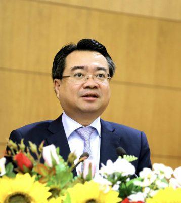 Trao Quyết định Bí thư Tỉnh ủy Kiên Giang làm Thứ trưởng Bộ Xây dựng - Ảnh 2.