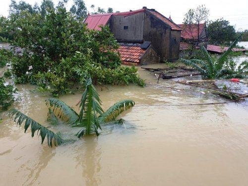 Trung ương MTTQ Việt Nam hướng dẫn việc quyên góp, cứu trợ - ảnh 1
