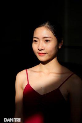 Ngất ngây vẻ đẹp của nữ sinh giành giải thưởng Tài năng múa dân gian - 4