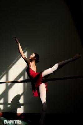 Ngất ngây vẻ đẹp của nữ sinh giành giải thưởng Tài năng múa dân gian - 9