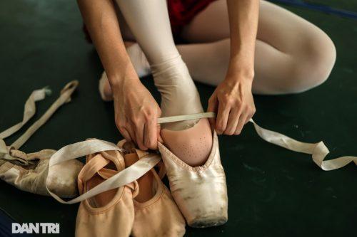 Ngất ngây vẻ đẹp của nữ sinh giành giải thưởng Tài năng múa dân gian - 2