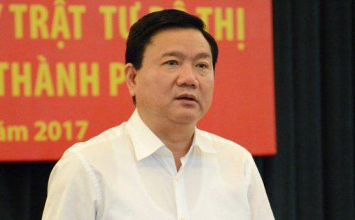 Ông Đinh La Thăng có động cơ cá nhân trong dự án cao tốc TP.HCM - Trung Lương - Ảnh 1.