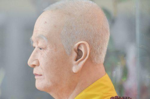 """Bức tượng giống """"người thật"""", từng bị đòi xem hộ chiếu ở ngôi chùa 600 tuổi - 3"""