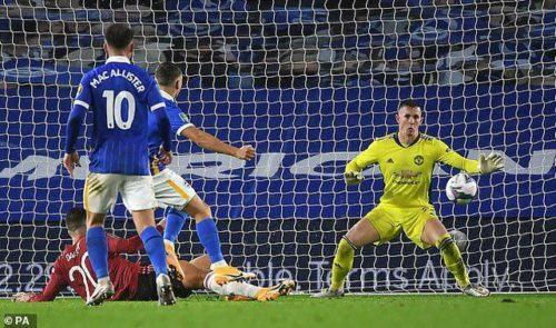 Cứu thua xuất thần cho Man Utd, Dean Henderson nhận mưa lời khen - 1