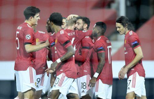 PSG tạm thoát hiểm, Man United thắng đậm ở Champions League - Ảnh 2.