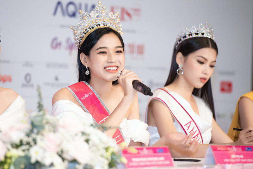 """Tân Hoa hậu Việt Nam nói gì khi bị """"đào bới"""" quá khứ thường xuyên văng tục? - Ảnh 2."""