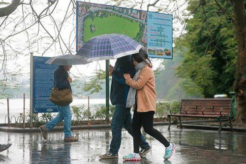 Dự báo thời tiết 23/11, Bắc Bộ chuyển mưa lạnh từ đêm nay