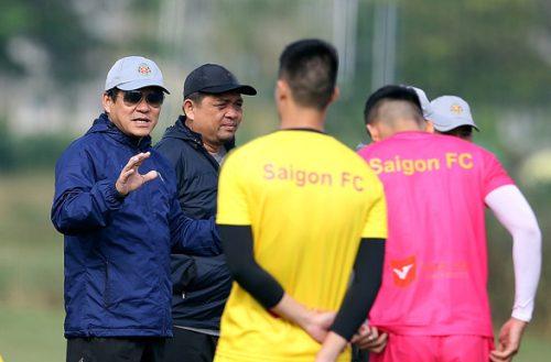 Lực lượng CLB Sài Gòn mùa bóng 2021 sẽ mạnh hơn rất nhiều - Ảnh 1.