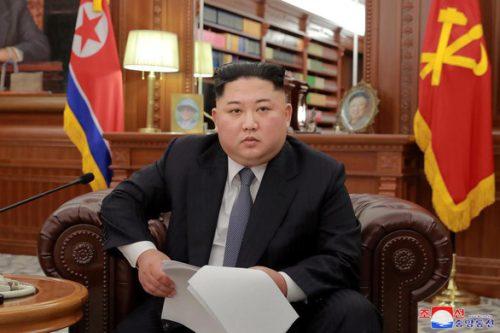 Bloomberg: ông Kim Jong Un sẽ thử nghiệm tên lửa để thăm dò ông Biden? - Ảnh 1.
