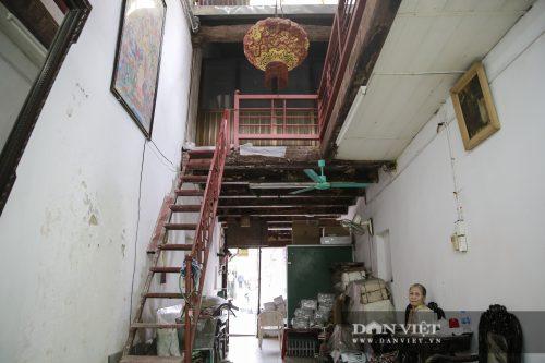 """Căn nhà hình """"hộp diêm"""" hơn 130 năm tuổi độc nhất phố cổ Hà Nội - Ảnh 4."""