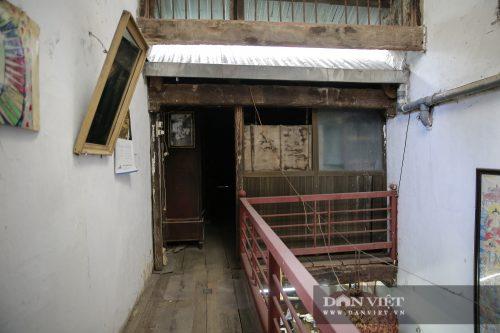 """Căn nhà hình """"hộp diêm"""" hơn 130 năm tuổi độc nhất phố cổ Hà Nội - Ảnh 7."""