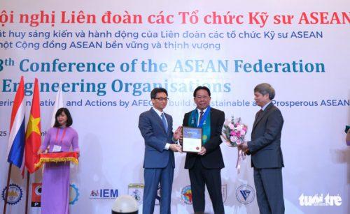 Phó thủ tướng Vũ Đức Đam: ASEAN cần nâng cao năng lực ứng phó với nguy cơ, rủi ro mới - Ảnh 1.