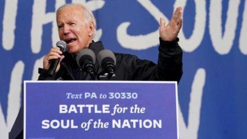 Ông Trump và đối thủ Biden dồn sức tranh cử trước giờ chót