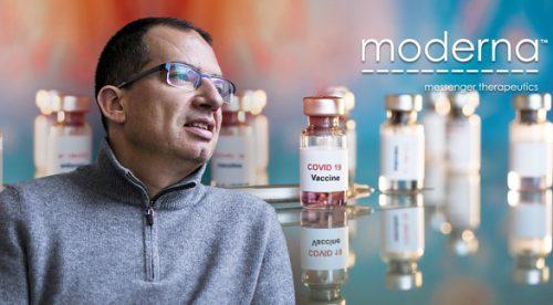 Ai đưa vắc xin ngừa COVID-19 của Moderna về đích sớm? - Ảnh 1.