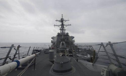 Tàu chiến Nga dọa đâm tàu khu trục Mỹ - Ảnh 1.