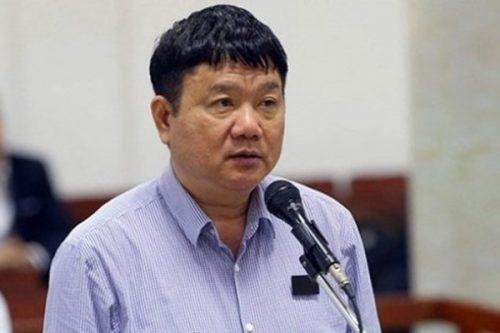 Hôm nay, ông Đinh La Thăng cùng Trịnh Xuân Thanh hầu tòa