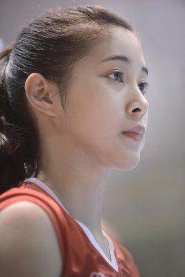Hoa khôi bóng chuyền Đặng Thu Huyền khoe lưng trần và vòng 1 lấp ló - Ảnh 16.