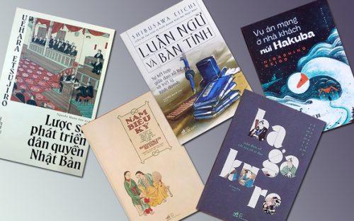 Sách từ Nhật Bản ngày càng gây chú ý - Ảnh 1.