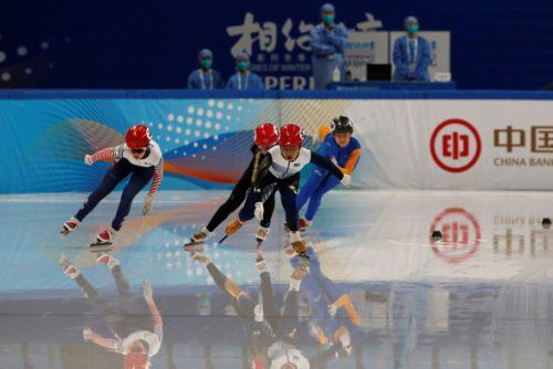 Mỹ sẽ thảo luận cùng đồng minh việc tẩy chay Olympic ở Trung Quốc - Ảnh 1.