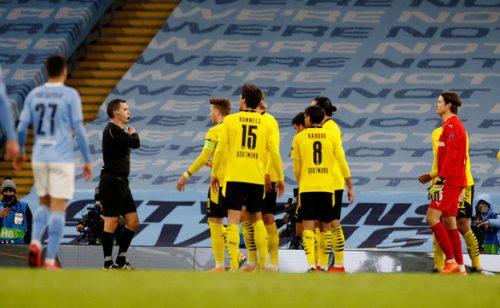 Man City thắng nghẹt thở Dortmund tại Etihad - Ảnh 2.