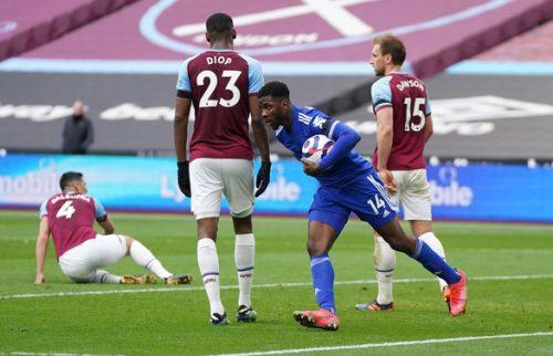 Lingard rực sáng, West Ham thắng nghẹt thở Leicester - Ảnh 3.