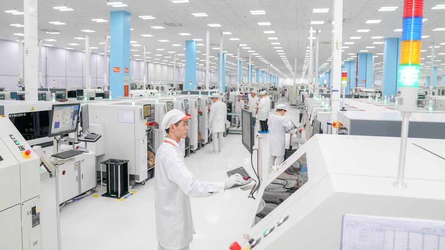 3 tháng đầu năm, Việt Nam sản xuất 54,4 triệu chiếc điện thoại di động