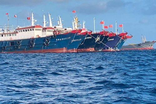 Mỹ-Philippines điện đàm về vụ Đá Ba Đầu, Trung Quốc nói gì?
