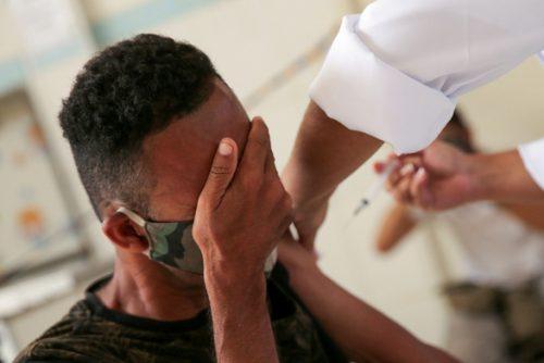 Brazil phát hiện biến thể mới, Việt Nam tiêm vắc xin cho gần 50.000 người - Ảnh 1.