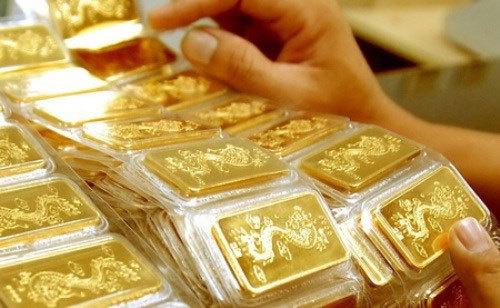 Giá vàng hôm nay 9/4: Tăng vọt lên đỉnh
