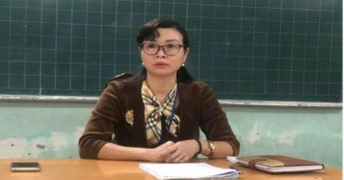 Vụ cô giáo tố bị nhà trường trù dập: Sự thật Hiệu trưởng Sài Sơn B là vợ Chủ tịch huyện? - Ảnh 1.