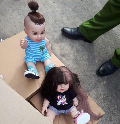 Làm rõ cô gái ở Cần Thơ 'tàng trữ' 71 búp bê nghi là Kumathong