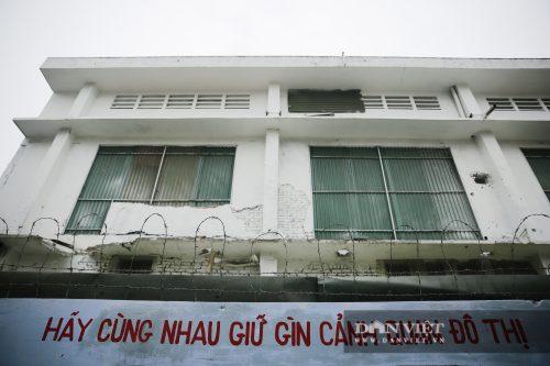 """""""Bức tường đau khổ"""" bất ngờ lột xác sau vụ cháy kinh hoàng tại Hà Nội - Ảnh 7."""