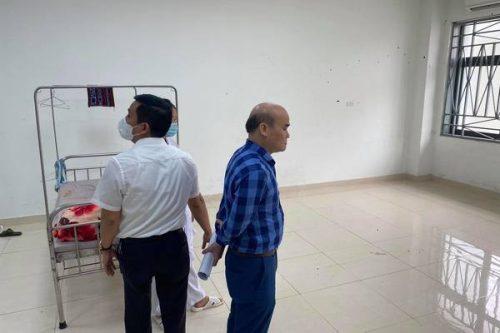 Tạm đình chỉ công tác loạt lãnh đạo Bệnh viện Tâm thần Trung ương I