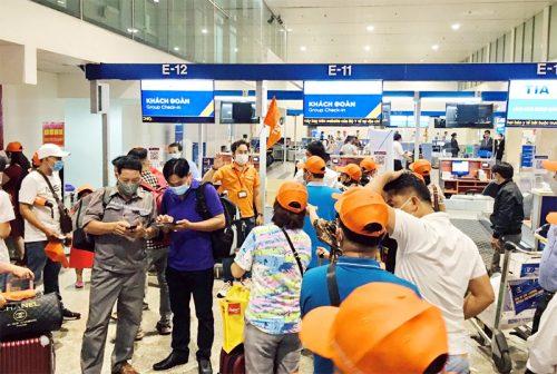 Khách tăng nóng, hàng không đua bay tới Phú Quốc