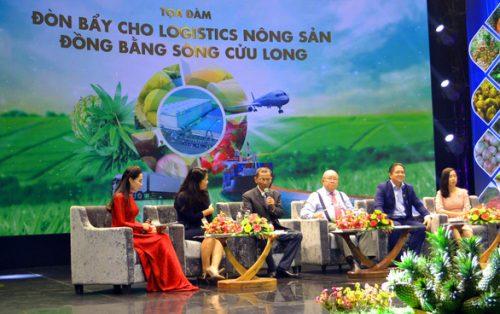 Chi phí logistics cao, nông sản Việt Nam khó cạnh tranh - Ảnh 1.