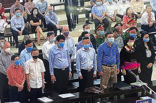 Cựu Tổng GĐ gang thép Thái Nguyên lĩnh án cao nhất 9 năm 6 tháng tù