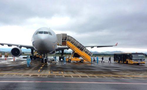 Thanh Hóa dừng tiếp nhận cách ly người nhập cảnh đường hàng không - 1