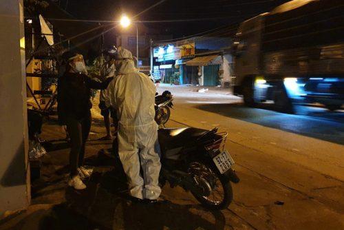 6 cán bộ công an làm căn cước công dân ở Đồng Nai phải đi cách ly tập trung - Ảnh 2.