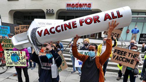 Mỹ - WTO đối thoại mở rộng cấp phép vắc xin COVID-19: Hi vọng cho các nước nghèo? - Ảnh 1.