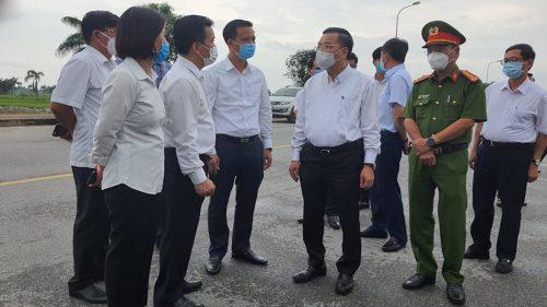 Yêu cầu Chủ tịch Hà Nội Chu Ngọc Anh làm Trưởng Ban chỉ đạo phòng chống dịch Covid-19 - Ảnh 1.