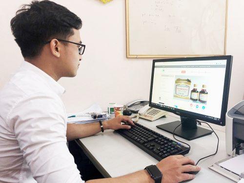 Người tiêu dùng có thể tham khảo, lựa chọn sản phẩm OCOP Quảng Ninh chỉ qua 1 vài thao tác đơn giản trên Sàn giao dịch thương mại điện tử Quảng Ninh.