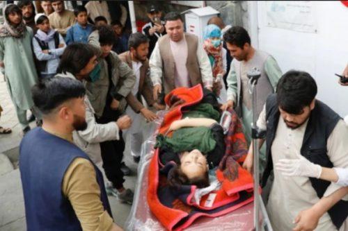 Đánh bom liên hoàn ở trường học, hàng chục người Afghanistan thiệt mạng