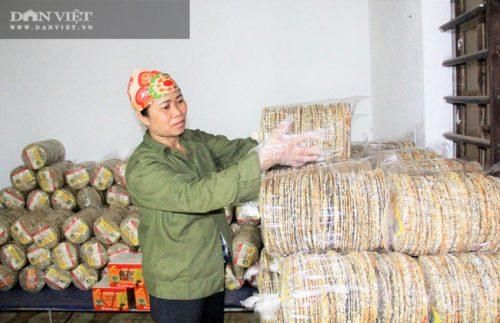 Hà Tĩnh: Thứ bánh gì mà có nhiều vừng đen, ăn giòn rụm giúp nông dân có của ăn của để - Ảnh 8.
